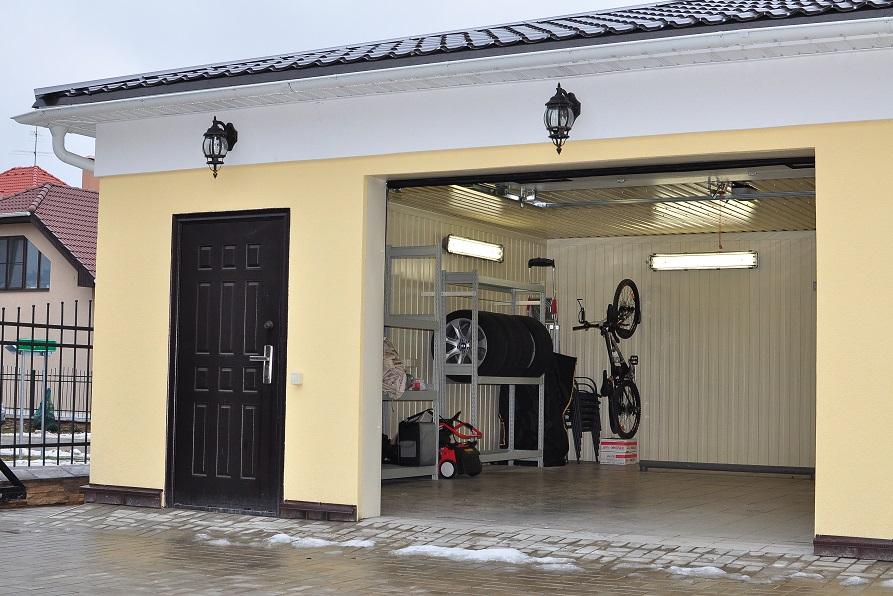 Варим гараж своими руками